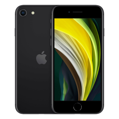 iphone se black