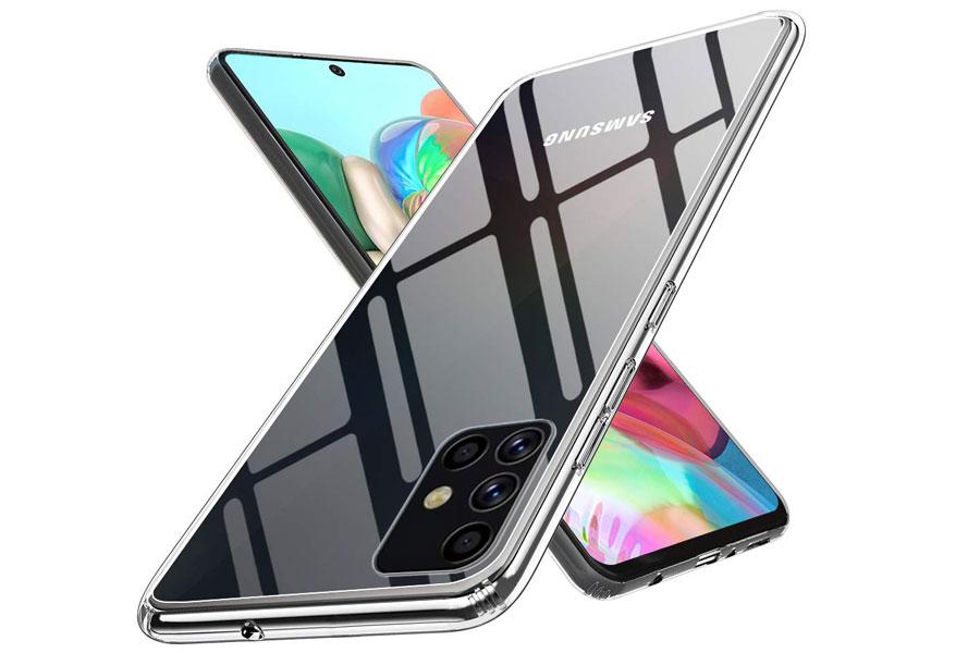 گوشی موبایل سامسونگ مدل گلکسی A71