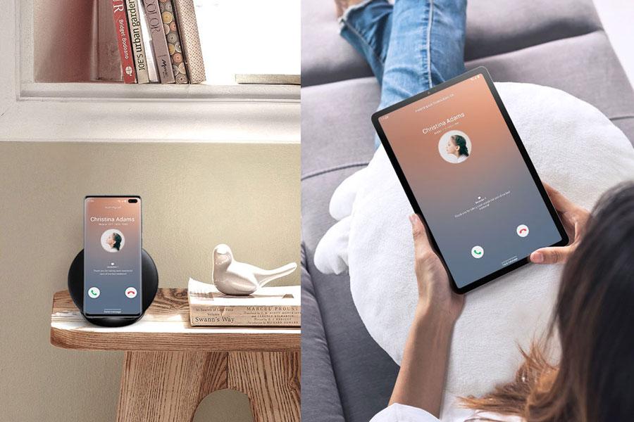 تبلت سامسونگ مدل Galaxy Tab S5e SM-T752