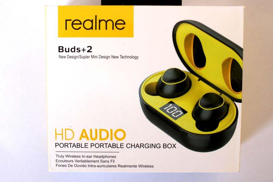 هدست بلوتوثی Realme مدل Buds+2