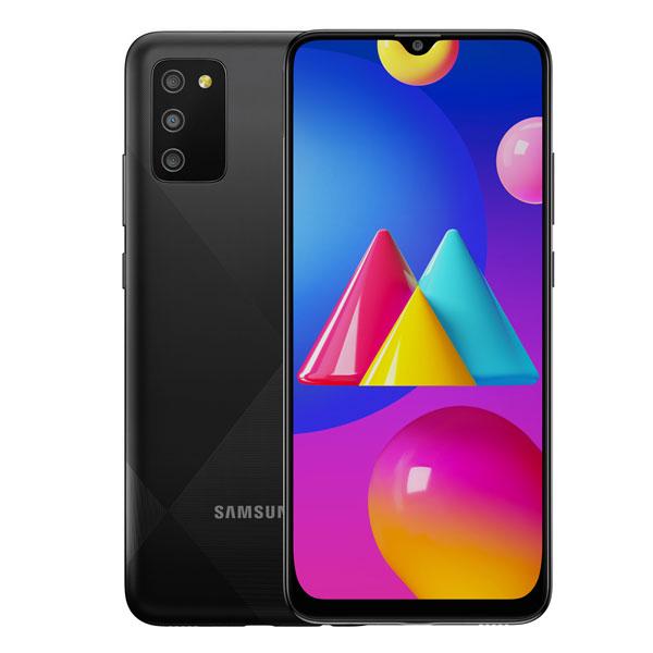 گوشی موبایل سامسونگ مدل M02s ظرفیت 32 گیگابایت